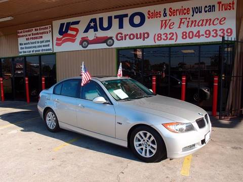 2007 BMW 3 Series for sale in South Houston, TX