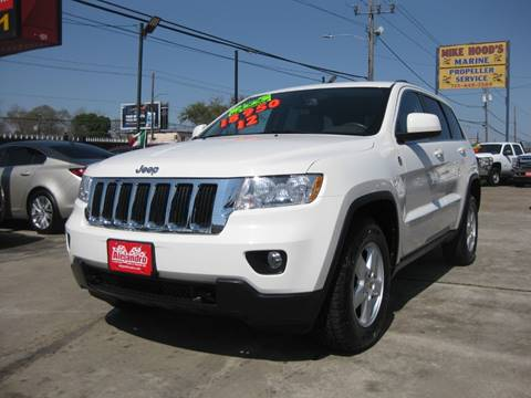 2012 Jeep Grand Cherokee for sale at Alejandro Cars & Trucks in Houston TX