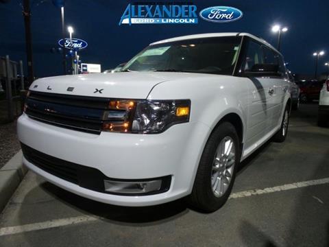 Alexander Ford Yuma Az >> Ford Flex For Sale In Yuma Az Bill Alexander Ford Lincoln