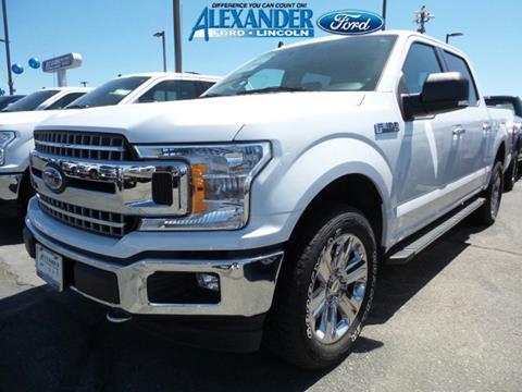 Alexander Ford Yuma Az >> Bill Alexander Ford Lincoln Yuma Az Inventory Listings