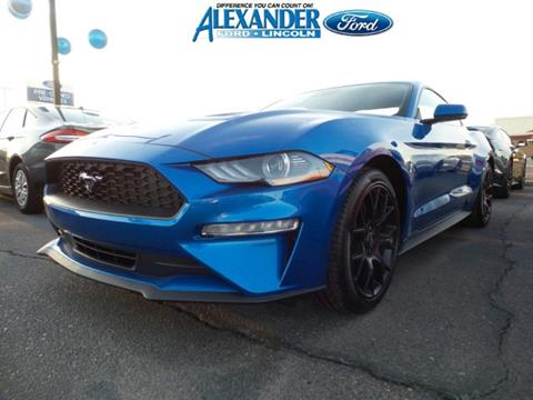 2019 Ford Mustang for sale in Yuma, AZ