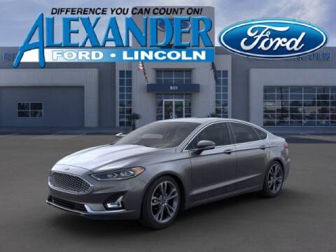 2020 Ford Fusion for sale at Bill Alexander Ford Lincoln in Yuma AZ