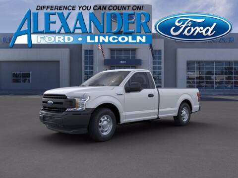 2020 Ford F-150 for sale at Bill Alexander Ford Lincoln in Yuma AZ