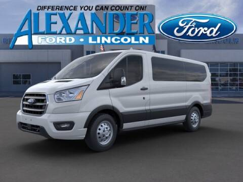2020 Ford Transit Passenger for sale at Bill Alexander Ford Lincoln in Yuma AZ