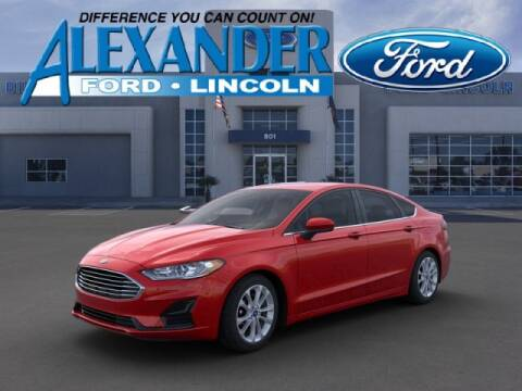2020 Ford Fusion Hybrid for sale at Bill Alexander Ford Lincoln in Yuma AZ