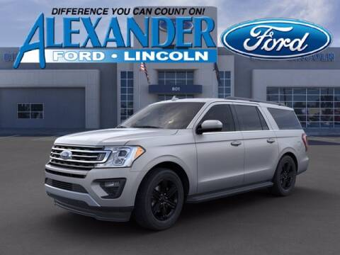 2020 Ford Expedition MAX for sale at Bill Alexander Ford Lincoln in Yuma AZ