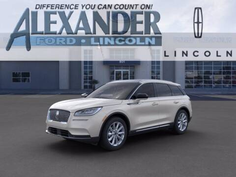 2020 Lincoln Corsair for sale at Bill Alexander Ford Lincoln in Yuma AZ