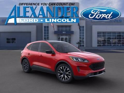 2020 Ford Escape Hybrid for sale at Bill Alexander Ford Lincoln in Yuma AZ