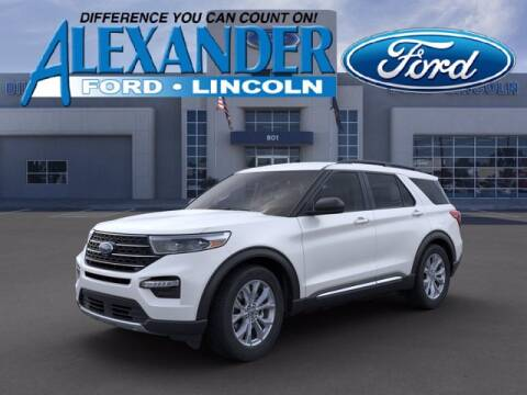 2020 Ford Explorer for sale at Bill Alexander Ford Lincoln in Yuma AZ