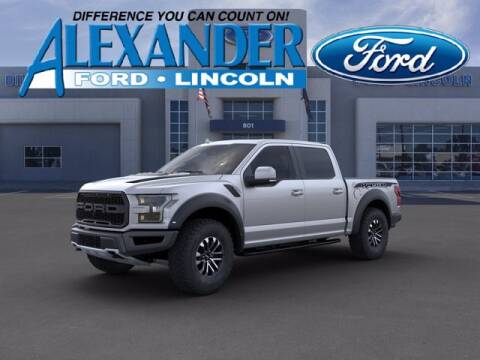 2019 Ford F-150 for sale at Bill Alexander Ford Lincoln in Yuma AZ