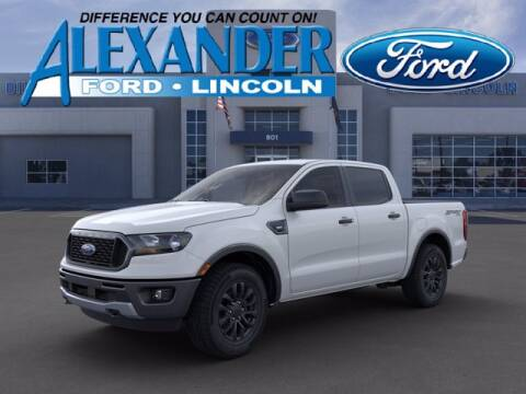 2020 Ford Ranger for sale at Bill Alexander Ford Lincoln in Yuma AZ