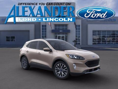 2020 Ford Escape Hybrid for sale at Bill Alexander Ford Lincoln in Yuma AZ