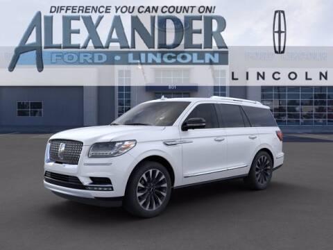 2020 Lincoln Navigator for sale at Bill Alexander Ford Lincoln in Yuma AZ