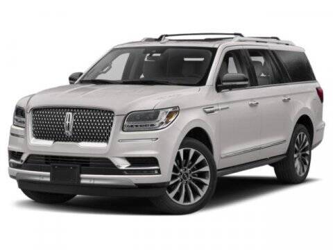 2020 Lincoln Navigator L for sale at Bill Alexander Ford Lincoln in Yuma AZ