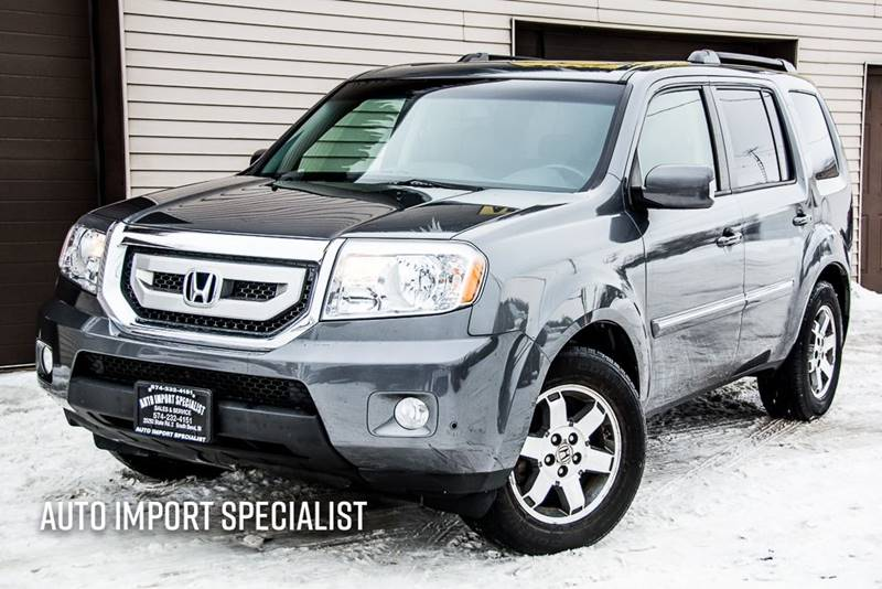 2010 Honda Pilot For Sale At Auto Import Specialist LLC In South Bend IN