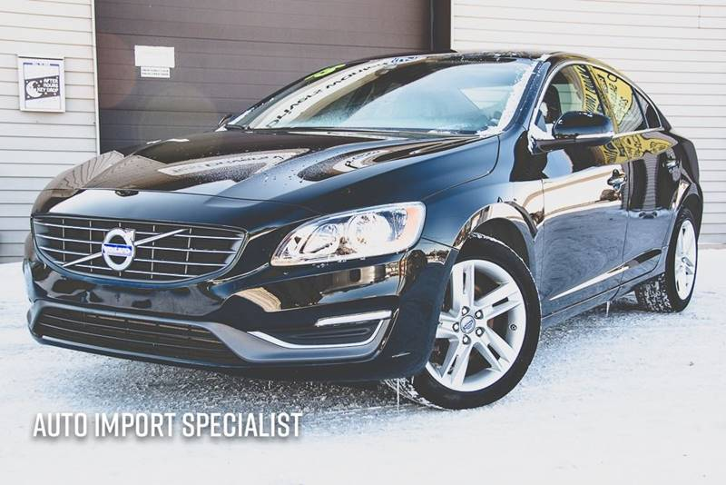 2015 Volvo S60 For Sale At Auto Import Specialist LLC In South Bend IN