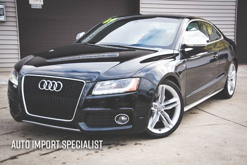 Audi S Quattro In South Bend IN Auto Import Specialist LLC - S5 audi for sale