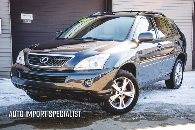2006 Lexus RX 400h For Sale At Auto Import Specialist LLC In South Bend IN