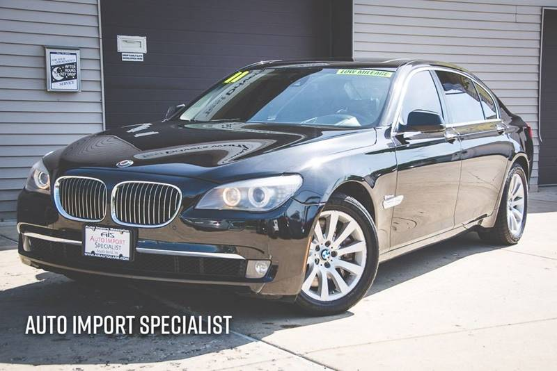 BMW Series ALPINA B LWB XDrive In South Bend IN Auto - Bmw 7 series alpina for sale