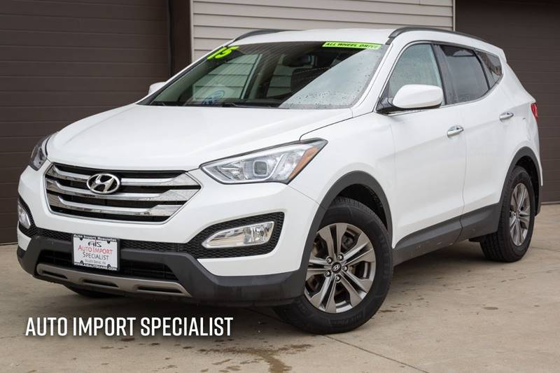 2015 Hyundai Santa Fe Sport for sale at Auto Import Specialist LLC in South Bend IN