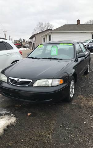 1999 Mazda 626 for sale at Auto Import Specialist LLC in South Bend IN
