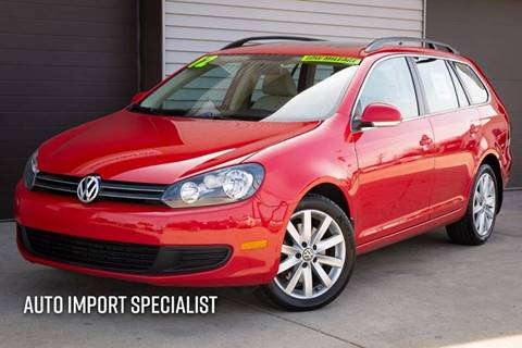 2012 Volkswagen Jetta for sale at Auto Import Specialist LLC in South Bend IN