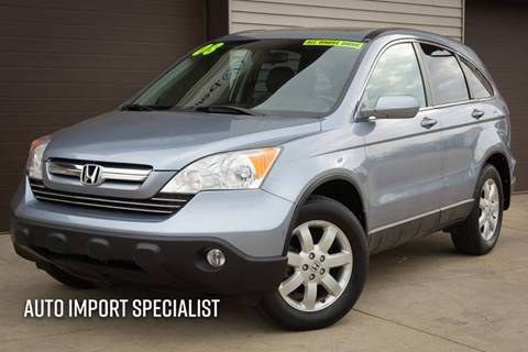 2008 Honda CR-V for sale at Auto Import Specialist LLC in South Bend IN
