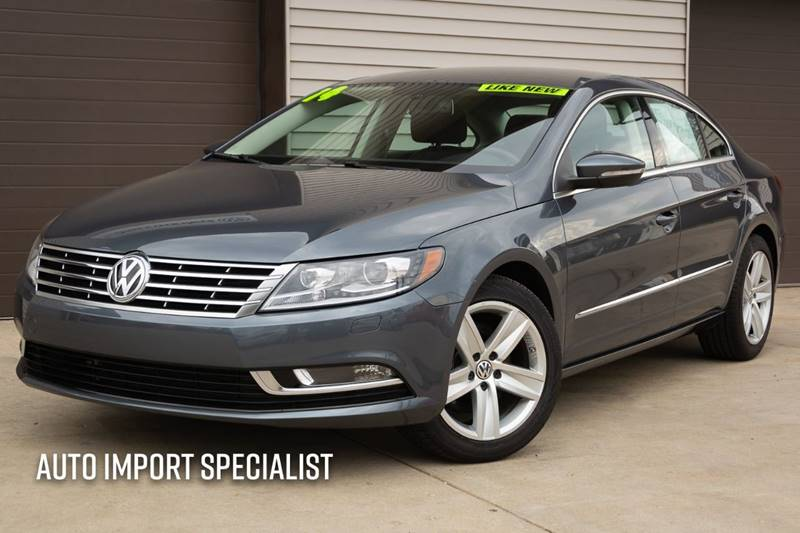 2014 Volkswagen CC for sale at Auto Import Specialist LLC in South Bend IN