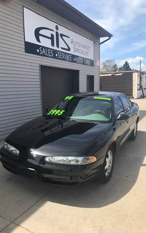 1998 Oldsmobile Intrigue for sale at Auto Import Specialist LLC in South Bend IN
