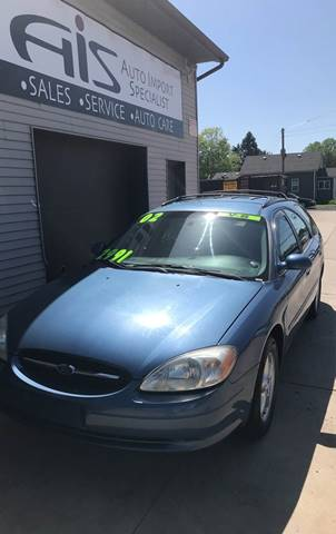 2002 Ford Taurus for sale at Auto Import Specialist LLC in South Bend IN