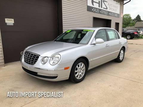 2008 Kia Amanti for sale at Auto Import Specialist LLC in South Bend IN