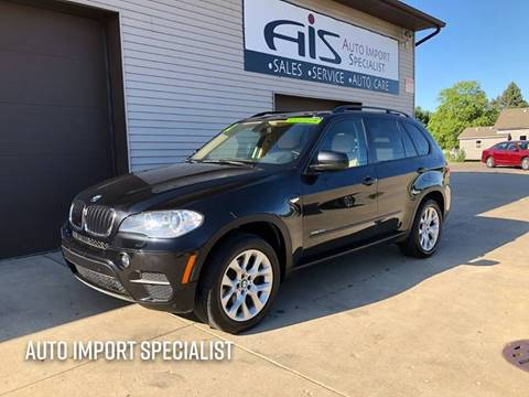 2012 BMW X5 for sale at Auto Import Specialist LLC in South Bend IN