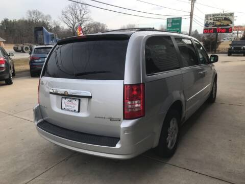 2010 Chrysler Town and Country for sale at Auto Import Specialist LLC in South Bend IN