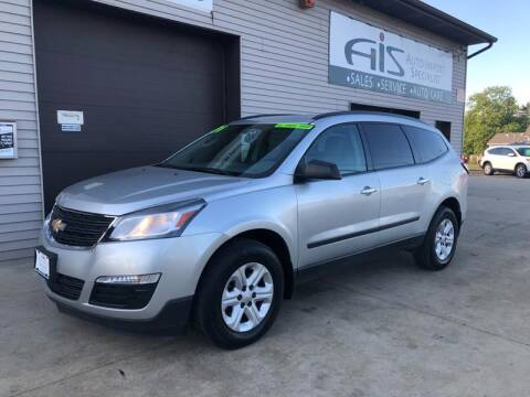 2014 Chevrolet Traverse for sale at Auto Import Specialist LLC in South Bend IN