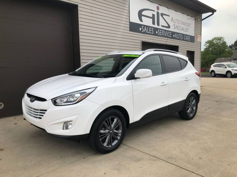 2015 Hyundai Tucson for sale at Auto Import Specialist LLC in South Bend IN