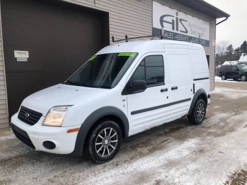2010 Ford Transit Connect for sale at Auto Import Specialist LLC in South Bend IN