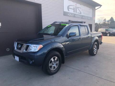 2013 Nissan Frontier for sale at Auto Import Specialist LLC in South Bend IN