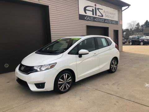 2015 Honda Fit for sale at Auto Import Specialist LLC in South Bend IN