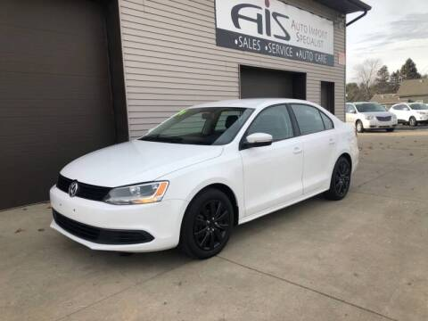 2014 Volkswagen Jetta for sale at Auto Import Specialist LLC in South Bend IN