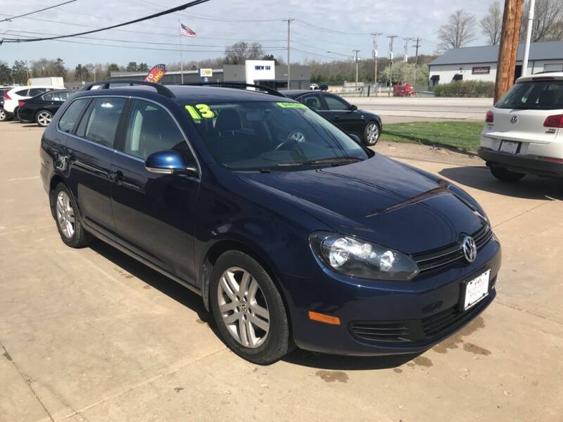 2013 Volkswagen Jetta for sale at Auto Import Specialist LLC in South Bend IN