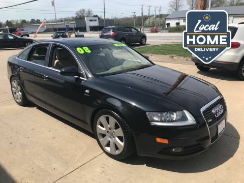 2008 Audi A6 for sale at Auto Import Specialist LLC in South Bend IN