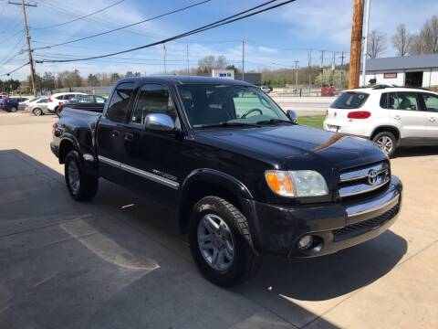 2003 Toyota Tundra for sale at Auto Import Specialist LLC in South Bend IN