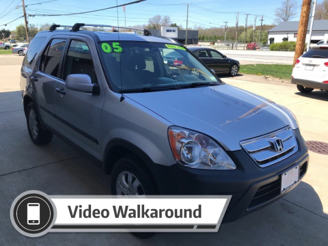 2005 Honda CR-V for sale at Auto Import Specialist LLC in South Bend IN