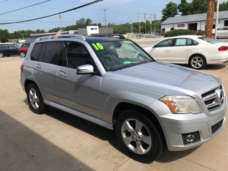 2010 Mercedes-Benz GLK for sale at Auto Import Specialist LLC in South Bend IN