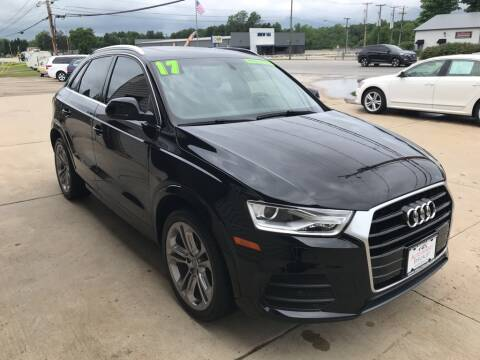 2017 Audi Q3 for sale at Auto Import Specialist LLC in South Bend IN