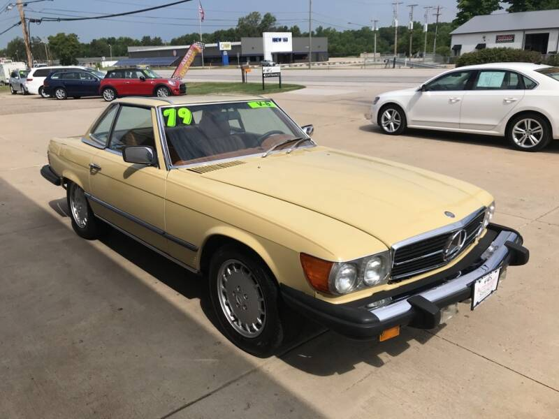 1979 Mercedes-Benz 450-Class for sale at Auto Import Specialist LLC in South Bend IN