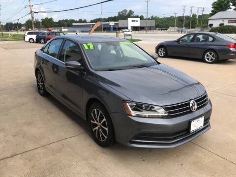 2017 Volkswagen Jetta for sale at Auto Import Specialist LLC in South Bend IN