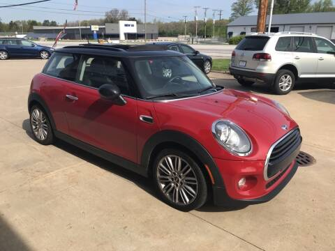 2017 MINI Hardtop 2 Door for sale at Auto Import Specialist LLC in South Bend IN