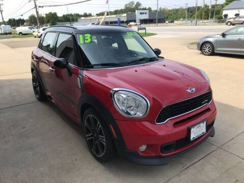2013 MINI Countryman for sale at Auto Import Specialist LLC in South Bend IN