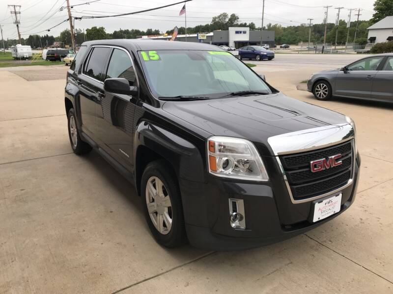 2015 GMC Terrain for sale at Auto Import Specialist LLC in South Bend IN